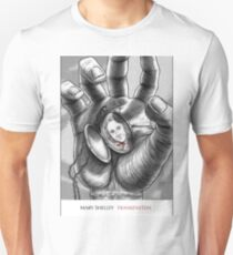 Mary Shelley's Frankenstein Unisex T-Shirt
