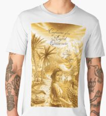Thomas De Quincey's Confessions of an English Opium-Eater Men's Premium T-Shirt