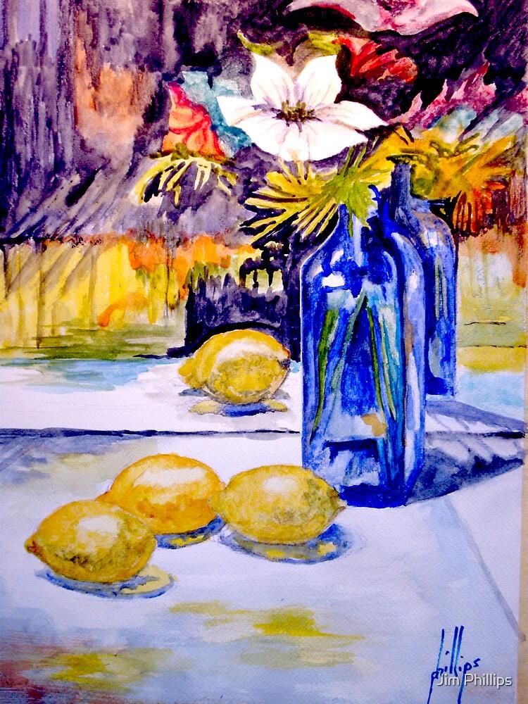 Make Lemonade by Jim Phillips