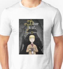 Charles Dickens' Oliver Twist Unisex T-Shirt