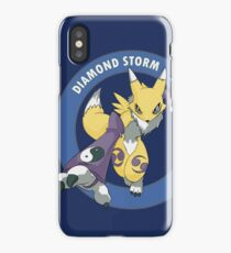 Diamond Storm iPhone Case/Skin