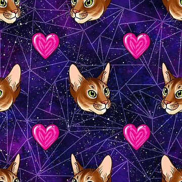 Nebulicious Abyssinian Love by Dwuff