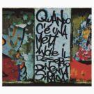 graffiti by Luca Renoldi
