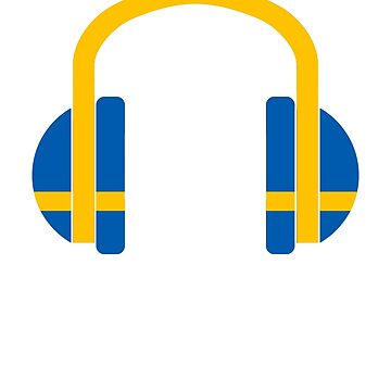 Swedish Music Headphones by Daytone