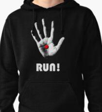 Run! - Logan's Run Life Clock Pullover Hoodie