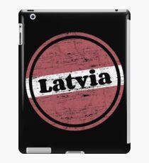 Latvia iPad Case/Skin
