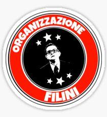 ORGANIZZAZIONE FILINI Sticker
