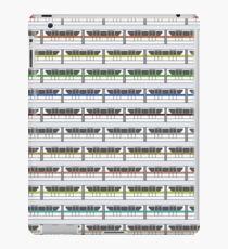 Monorail Fleet iPad Case/Skin