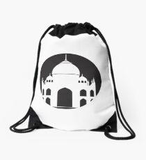 Taj Mahal Icon Drawstring Bag
