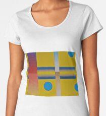 MELLOW YELLOW Women's Premium T-Shirt