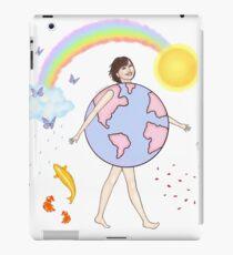 We Are the Earth iPad Case/Skin