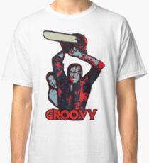 Groovy Evil Dead Ash Classic T-Shirt