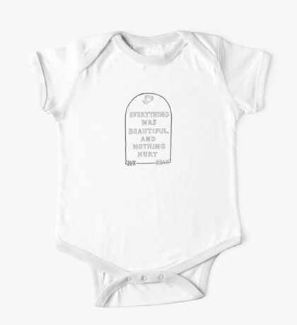 Everything was Beautiful and Nothing Hurt. Kids Clothes