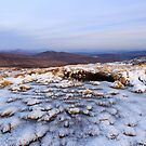 Hill Walking On Moylenanav by Adrian McGlynn