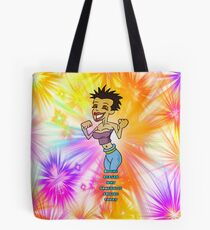 The universe in you Tote Bag