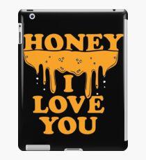 Honey I love you iPad Case/Skin
