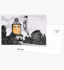 Observation Postcards