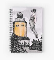 Observation Spiral Notebook