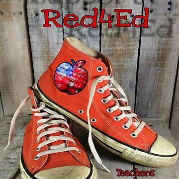 #Red4Ed  by kjgordon