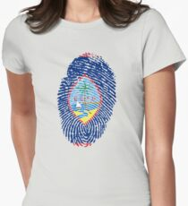 Guamanian Women's Fitted T-Shirt