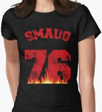 Smaug 76 Women's Fitted T-Shirt