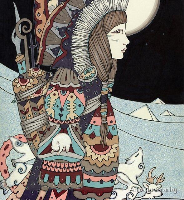Sedna by Anita Inverarity
