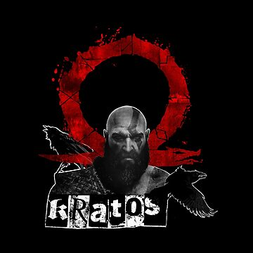 Kratos Norse Ravens (Black)  by Nr161