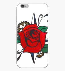 Steampunk Rose iPhone Case