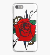 Steampunk Rose iPhone Case/Skin