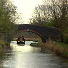 Bridge 36 Ashby Canal by SimplyScene