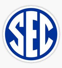 Kentucky Wildcats SEC Logo Sticker
