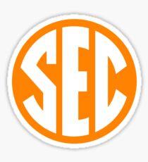 Tennessee Volunteers SEC Logo Sticker
