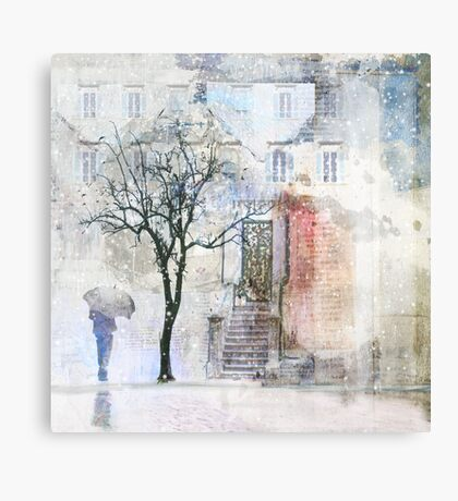Dust of Snow Canvas Print