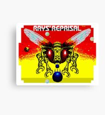 Rays' Reprisal Canvas Print