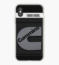 Turbo Diesel Dodge Cummins Machine iPhone Case