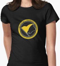 Voluntaryism Women's Fitted T-Shirt