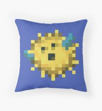 Puffer Throw Pillow