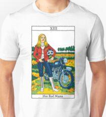 Hot Rod Mama Unisex T-Shirt