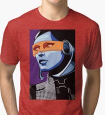 EDI - Mass Effect Tri-blend T-Shirt