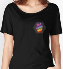 Hex My Lil' Gay Heart Women's Relaxed Fit T-Shirt