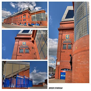 Ibrox Montage by Tommydickson