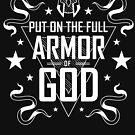 Armor of God by Israel Rodriguez