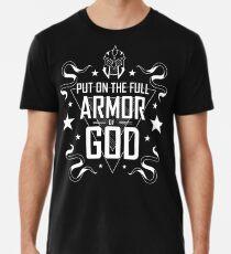 Armor of God Men's Premium T-Shirt