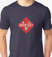 Invest! Unisex T-Shirt