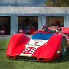 McLaren M6B by Stuart Row