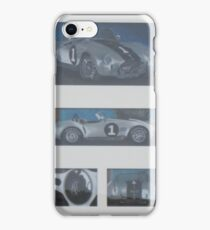 AC Cobra quadtych iPhone Case/Skin