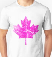 Vintage Maple Unisex T-Shirt