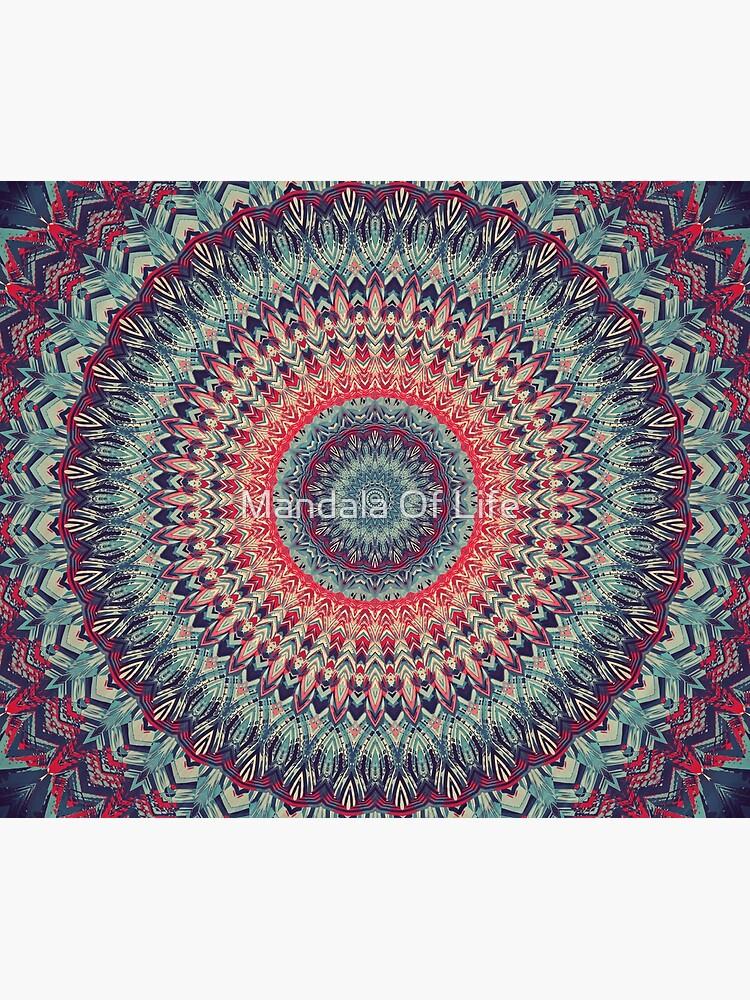 Mandala 01 by PatternsofLife