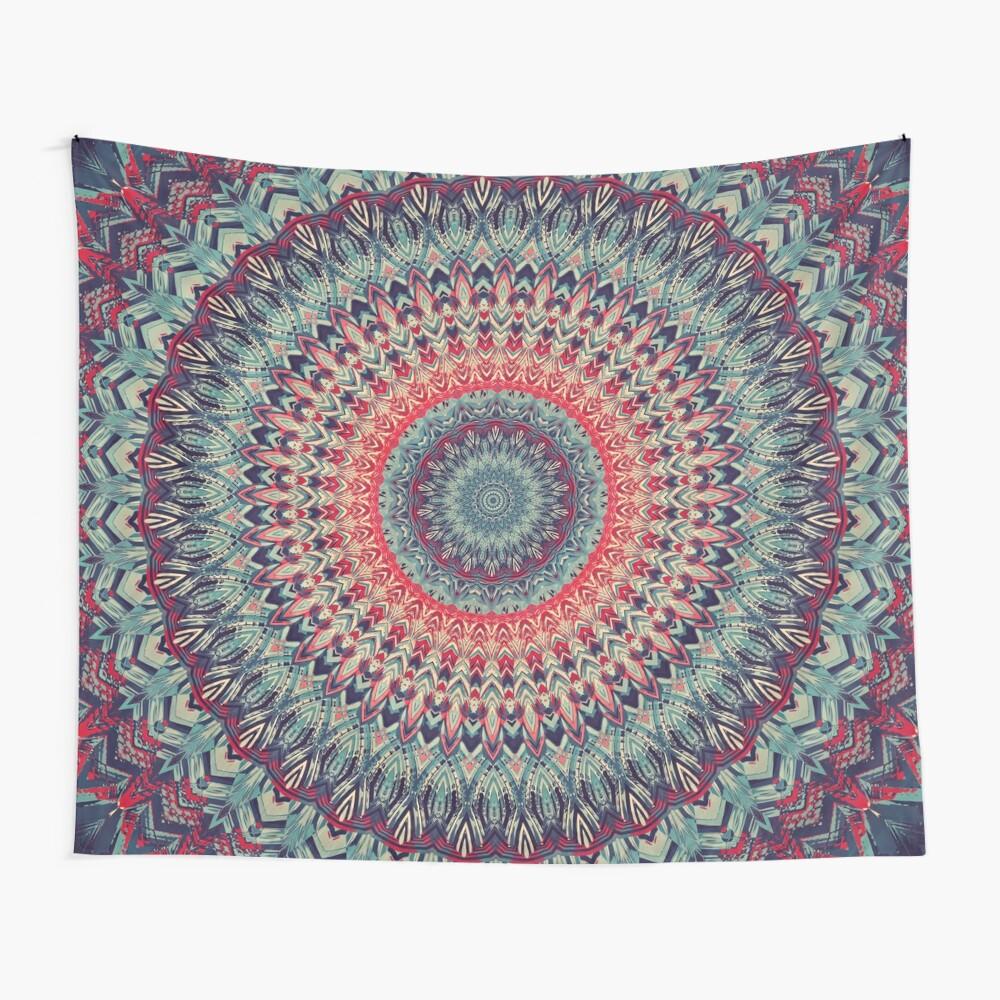 Mandala 01 Wall Tapestry