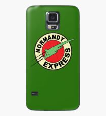 The Planet Express Parody: Mass Effect Case/Skin for Samsung Galaxy